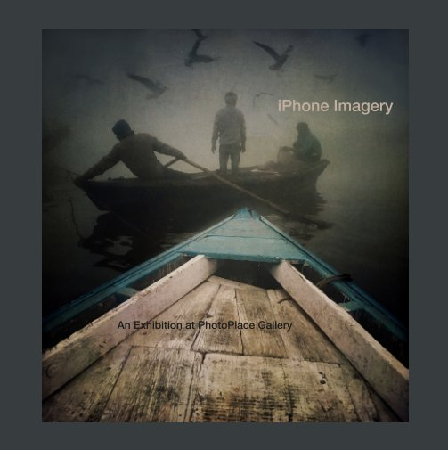 View iPhone Imagery, Hardcover Imagewrap by PhotoPlace Gallery