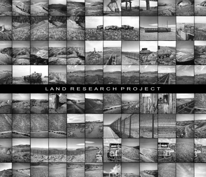 View LAND RESEARCH PROJECT by YUVAL TEBOL