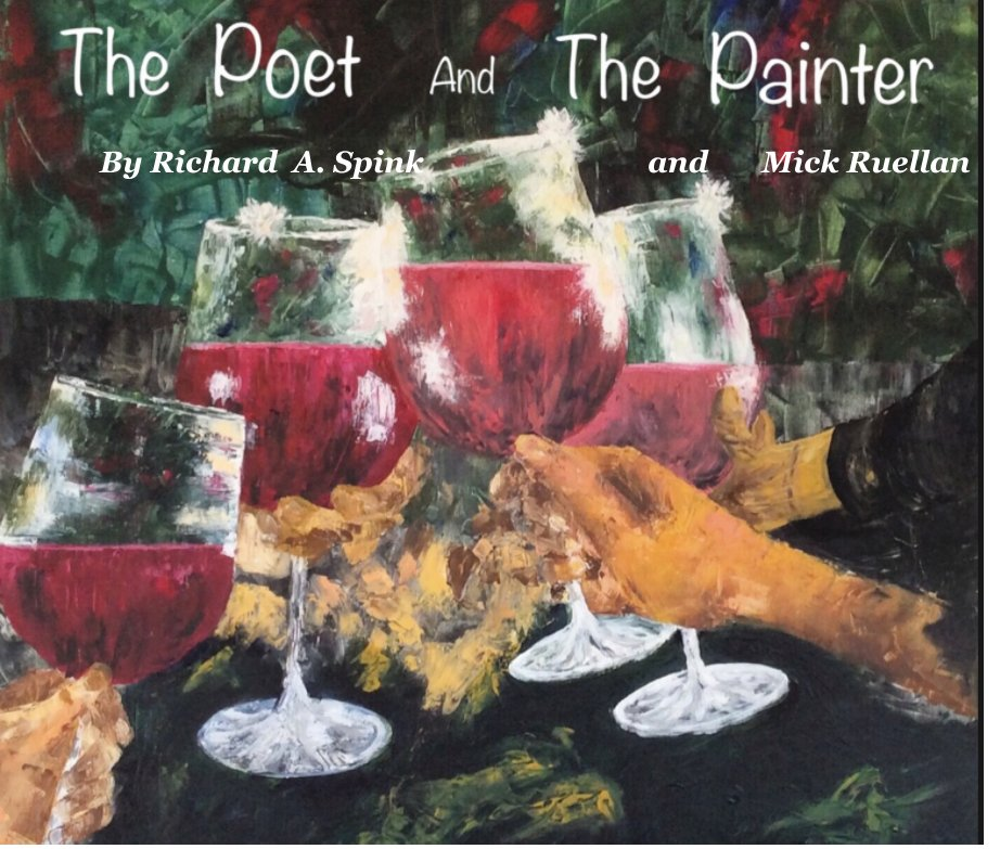 View The Poet and The Painter by Mick Ruellan, Richard A Spink