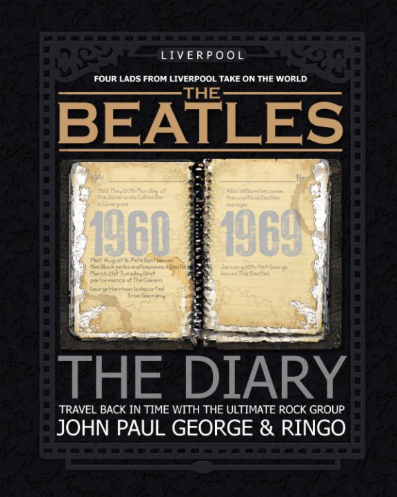 Ver THE BEATLES DIARY 1960-1969 por John Timmons