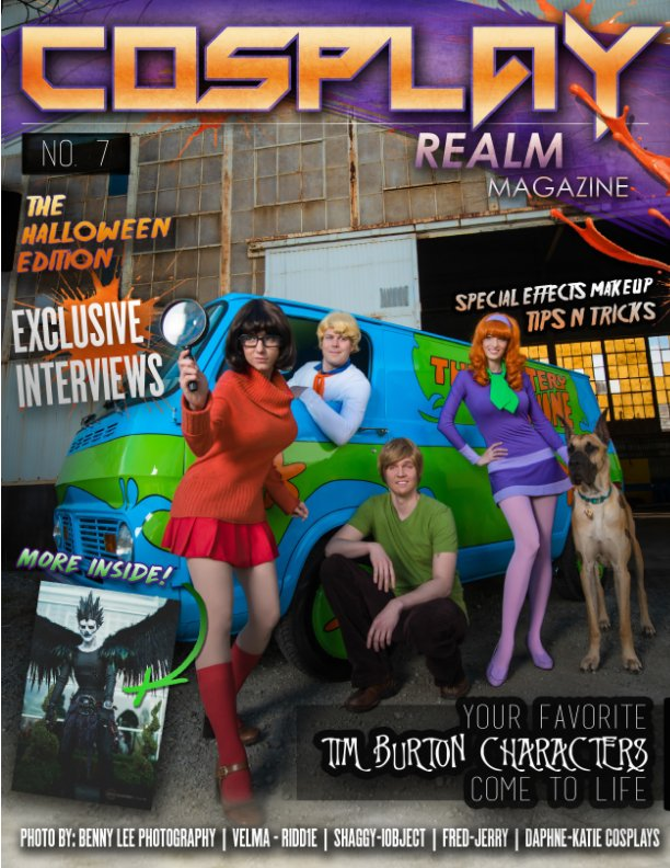 View Cosplay Realm No. 7 by Venomnight