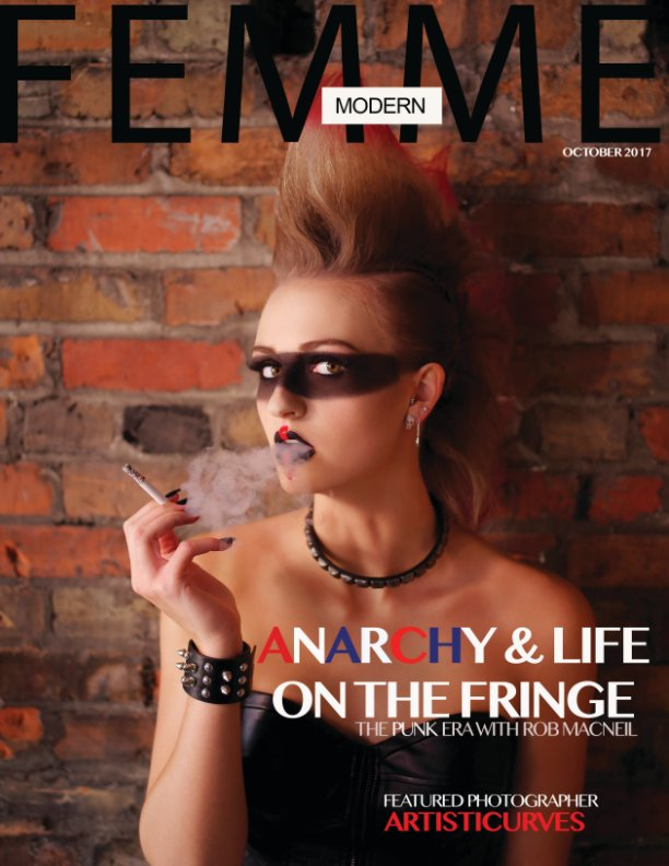 View Femme Modern Magazine October Issue Book One by Corrine Ament