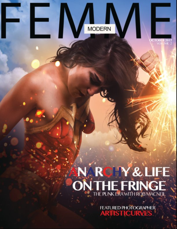 View Femme Modern Magazine Book TWO by Corrine Ament