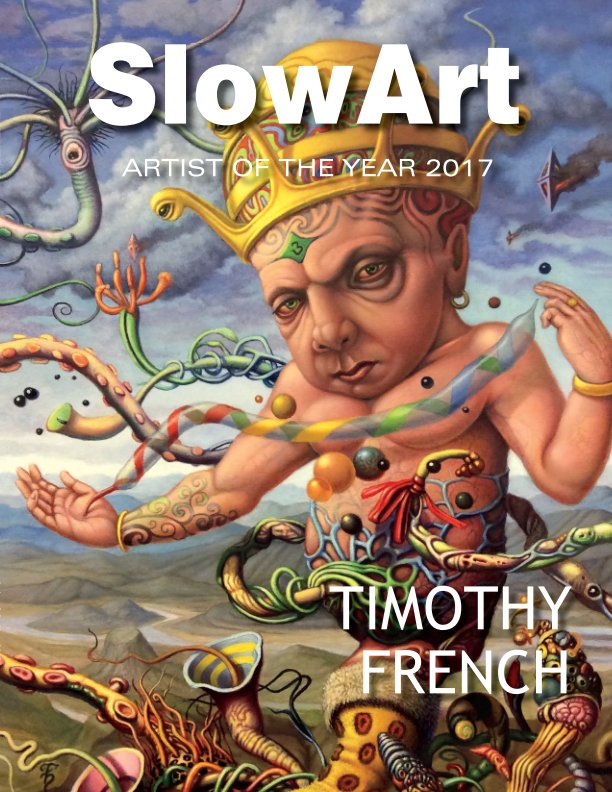 View Timothy French by SlowArt Productions