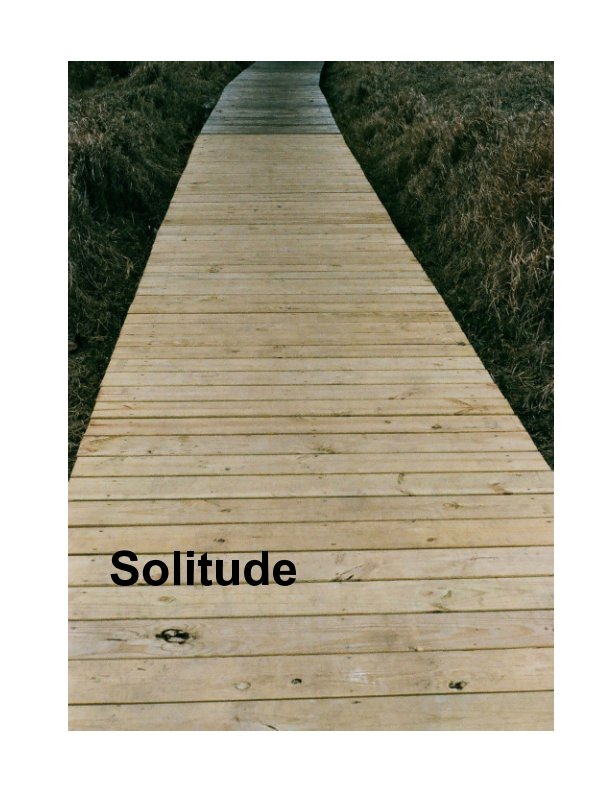 View Solitude by David Rothschild