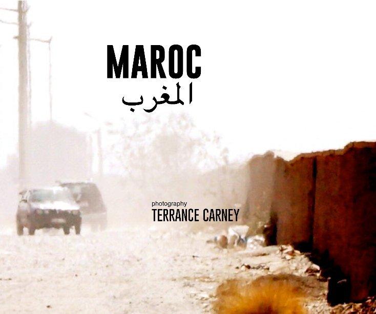 View MAROC by TERRANCE CARNEY