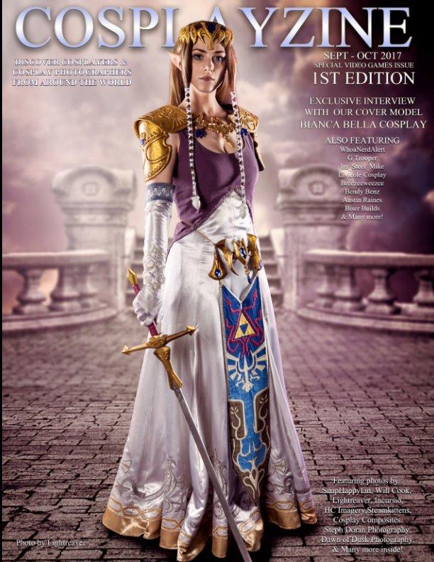 View Cosplayzine - Video Game Edition by cosplayzine