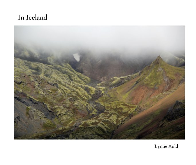 View In Iceland by Lynne Auld
