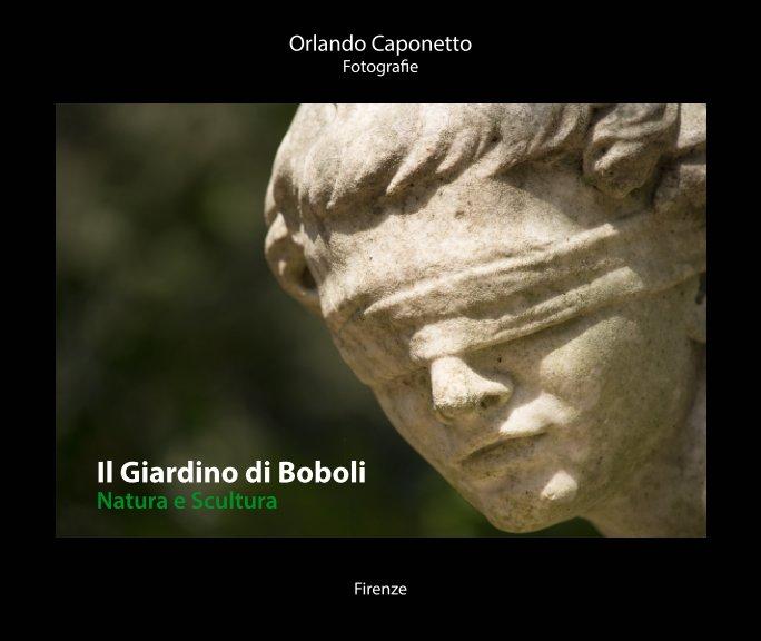 View Il Giardino di Boboli by Orlando Caponetto