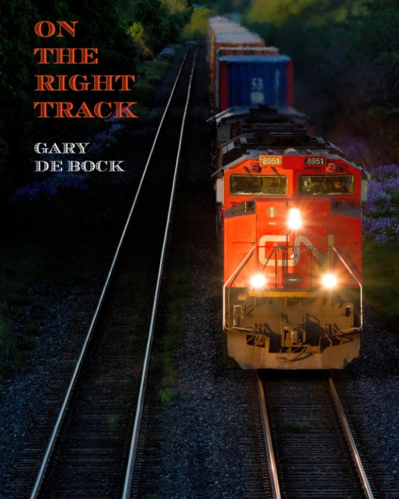View On the Right Track by Gary De Bock