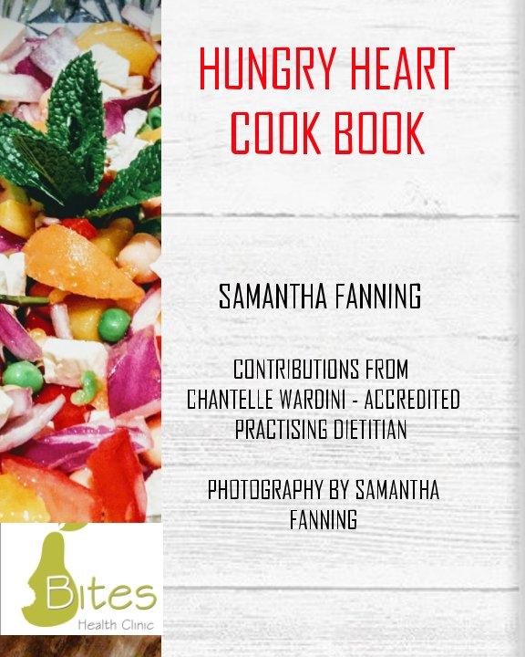 Bekijk HUNGRY HEART COOK BOOK op Samantha Fanning