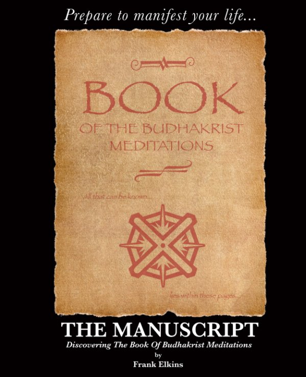 View Book of the Budhakrist Meditations by Frank Elkins