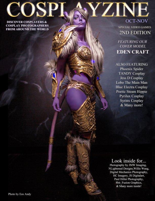 View Cosplayzine Special Video Game Edition 2 by cosplayzine
