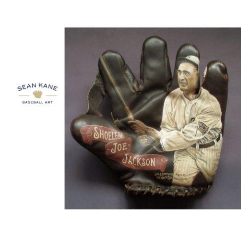 View Sean Kane Baseball Art: Paintings of Ballpark Heroes on Classic Baseball Gloves by Sean Kane
