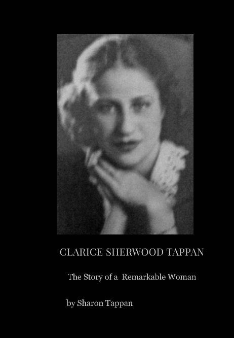 Bekijk CLARICE SHERWOOD TAPPAN op Sharon Tappan