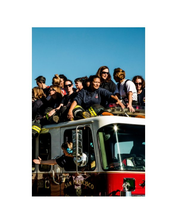 View The Women of the SFFD by Christie Hemm Klok