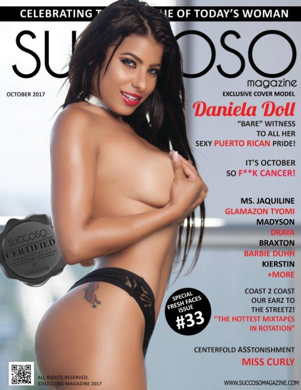 View SUCCOSO OCTOBER 2017 DANIELA DOLL by SUCCOSO MAGAZINE