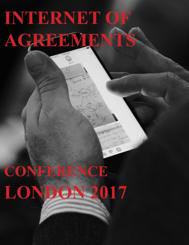 Bekijk Internet of Agreements conference 2017 op Rachel Megawhat
