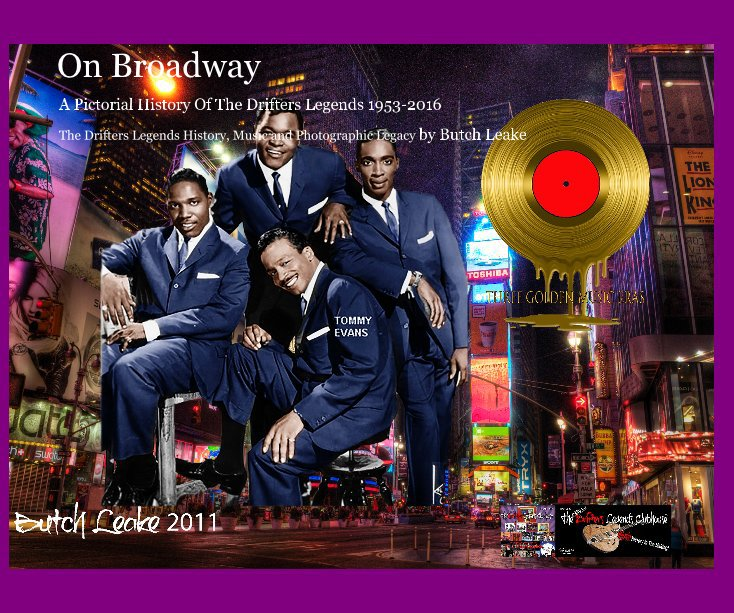 View On Broadway by Butch Leake