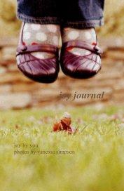 joy journal - Self-Improvement pocket and trade book
