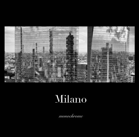 View Milano by Claudio R. Oldrini