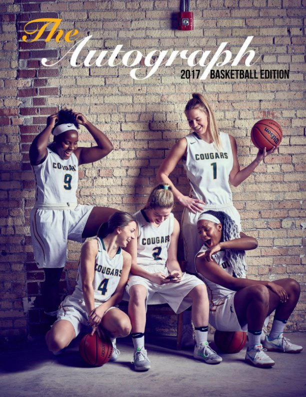 View The Autograph. Cougar Women's Basketball Edition by Arthur Ward
