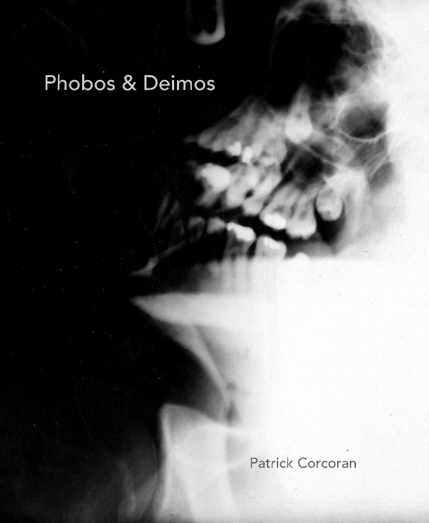 View Phobos and Deimos by Patrick Corcoran