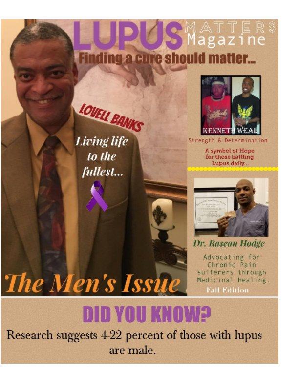 View Lupus Matters Magazine by Monica Ellis