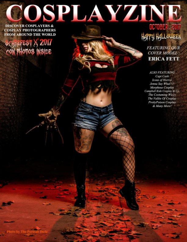 View CosplayZine Oct Halloween Issue 2017 by cosplayzine
