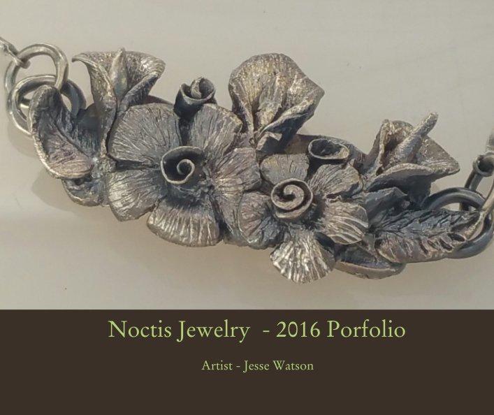 View Noctis Jewelry  - 2016 Porfolio by Jesse Watson