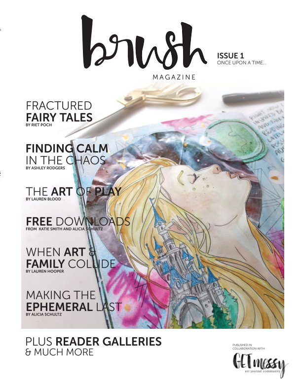 View Brush Magazine Issue 1 (Economy) by Brush Magazine