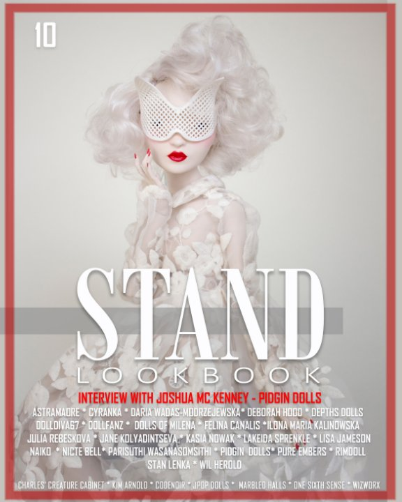 View STAND Lookbood - Volume 10 - BJD by STAND
