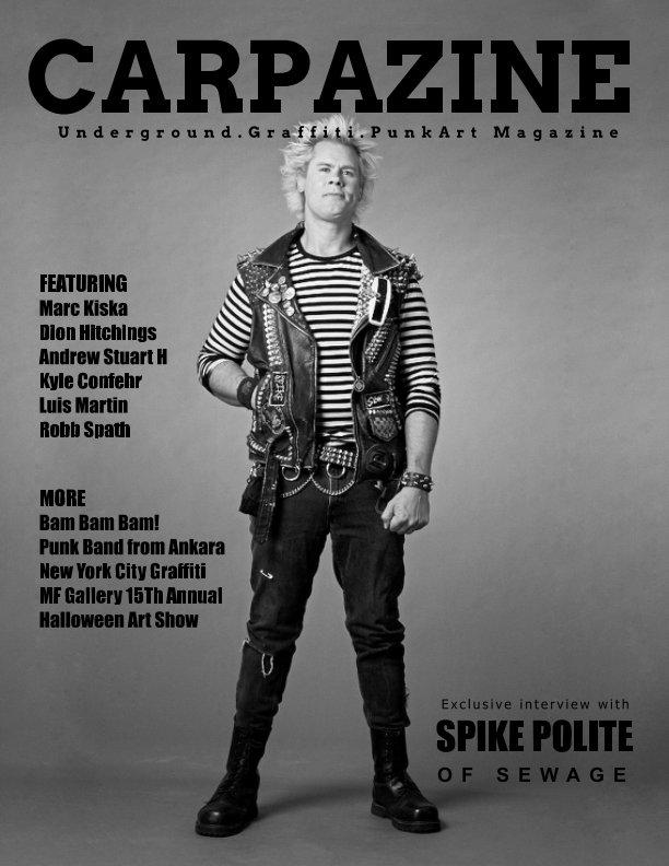 View Carpazine Art Magazine by Carpazine
