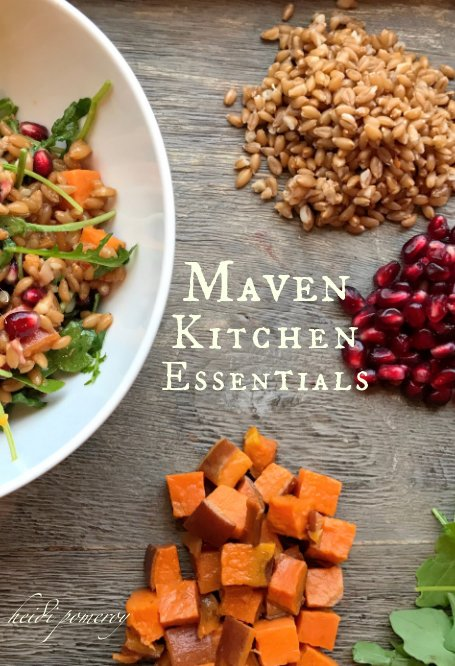 View Maven Kitchen Essentials by Heidi Pomeroy
