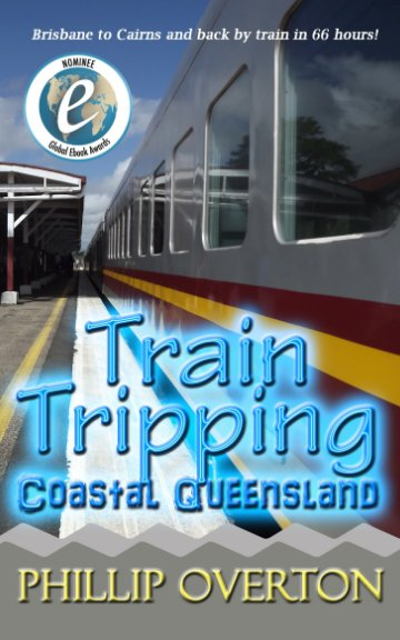 View Train Tripping Coastal Queensland by Phillip Overton