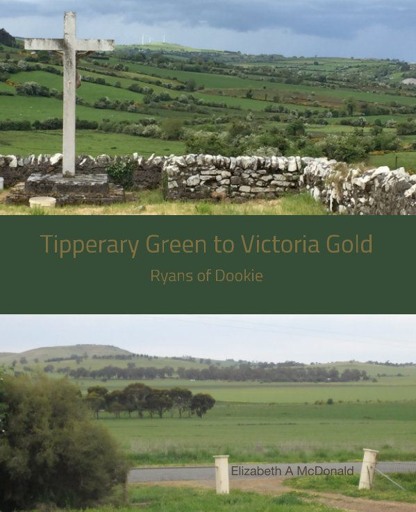 View Tipperary Green to Victoria Gold by Elizabeth A McDonald
