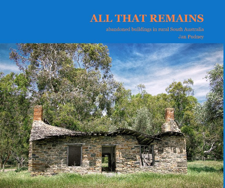View ALL THAT REMAINS by Jan Pudney