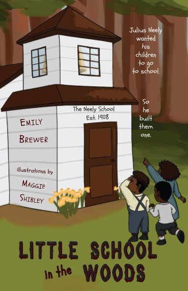 View [Library Edn] Little School in the Woods by Emily Brewer