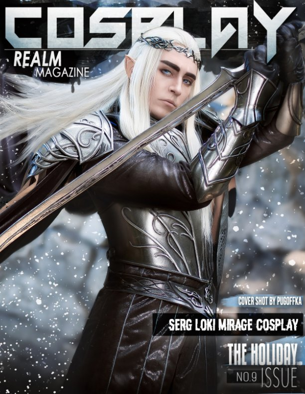 View Cosplay Realm No.9 by Venomnight & Aesthel