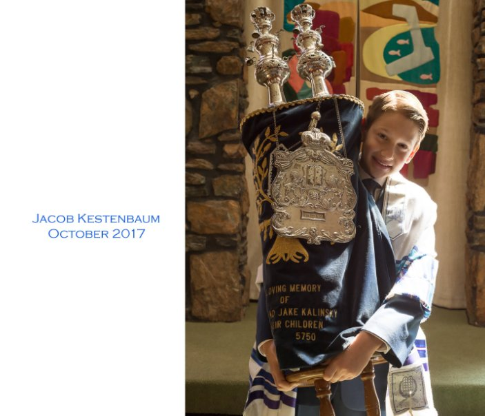 View Jacob's Bar Mitzvah by Leighton DaCosta