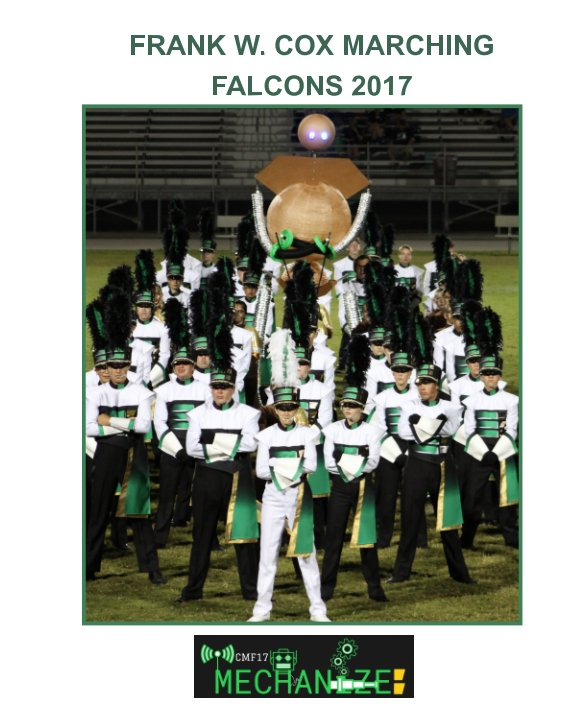 View Frank W. Cox Marching Falcons 2017 by Andrew Becker