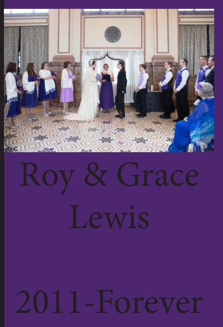View Wedding Album by Roy D. Lewis Jr