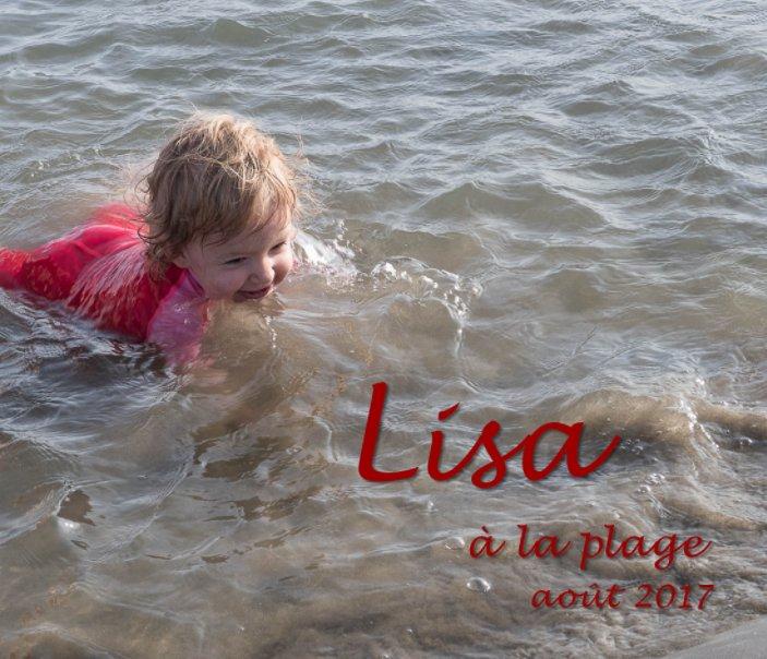 View Lisa à la plage by Patrick Darlot