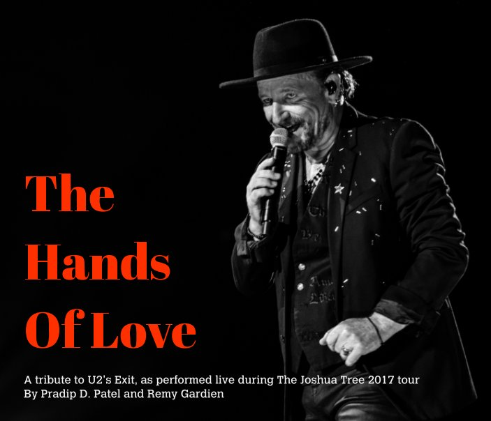 View The Hands Of Love by Pradip Patel, Remy Gardien