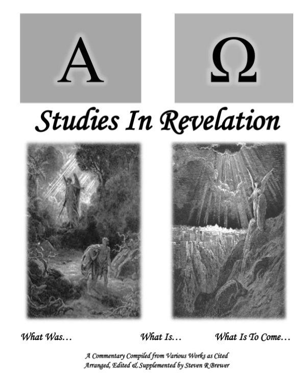 View Studies In Revelation - Hard Cover by Steven R. Brewer