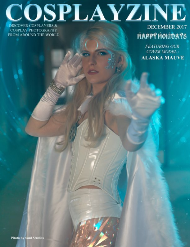 View Cosplayzine December Issue 2017 by cosplayzine