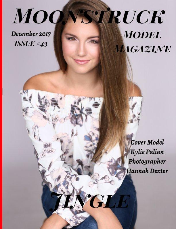 issue 43 moonstruck model magazine december 2017 top. Black Bedroom Furniture Sets. Home Design Ideas