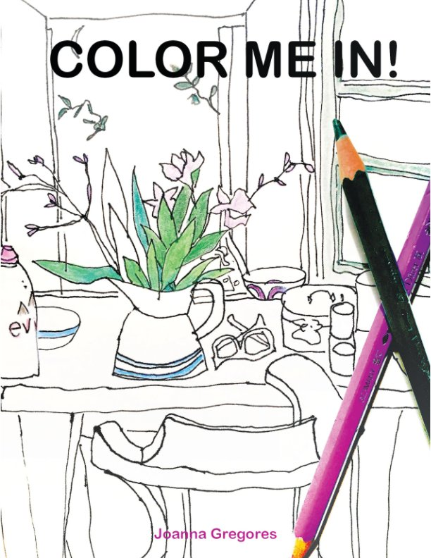 View Color Me In by Joanna GREGORES