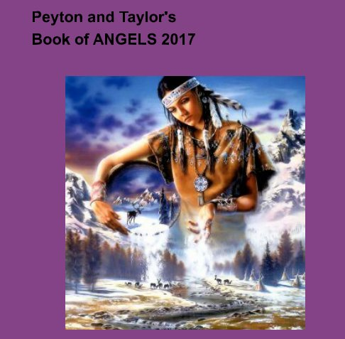 View Book of Angels for Taylor and Peyton Morris by Donnamarie Powell