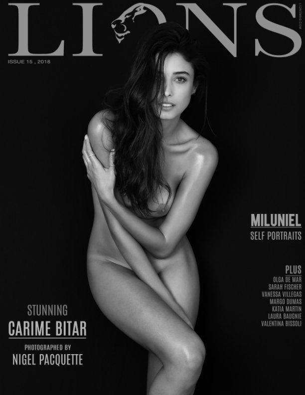 Lions Magazine #15 nach LIONS Magazine anzeigen